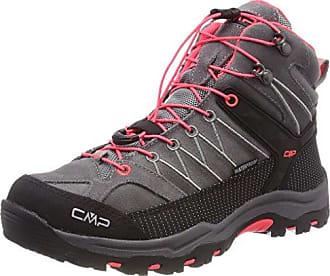 Rigel Low WP, Zapatillas de Senderismo Hombre, Gris (Grey-Mineral Grey), 41 EU F.lli Campagnolo