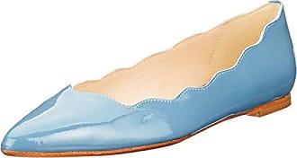 Schaftballerinas, Ballerines Femme, Bleu (Avio), 42 EUFabio Rusconi