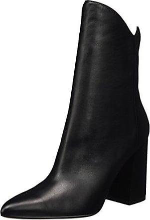 Stiefelette, Bottes Chelsea Femme, Noir (Nero), 37 EUFabio Rusconi