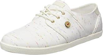 Cypress, Zapatillas para Mujer, Blanco (Whi S1810), 40 EU Faguo