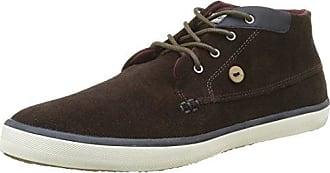 Wattle, Sneakers Hautes Hommes, Noir (F1640 Ebony), 45 EUFaguo