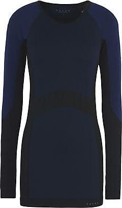 LONG SLEEVE SHIRT COLORBLOCK - TOPWEAR - T-shirts Falke Recommend Cheap Nicekicks Cheap Price Sale Affordable AAtVXMo