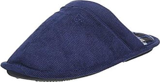 Classic, Chaussons dintérieur Homme - Bleu - Blau (Camo Dark Navy), 40