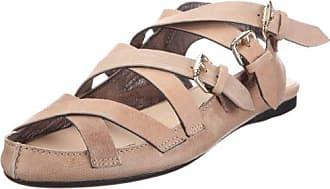 sandal 42022, Damen, Sandalen/Fashion-Sandalen, Gold (Champagne), EU 39 Farrutx