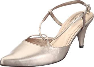Perla 100 42401, Damen Fashion sandals, Schwarz (negro), EU 40 Farrutx
