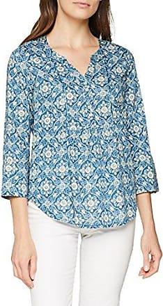 Fat Face Poppy Country Floral Popover, Blusa Mujer, Multicolor (Ivory Nat), 40