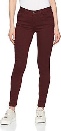 Womens Five Pocket Trousers, Purple (Raisin PPL), W26/L32 (Manufacturer Size:8) Fat Face