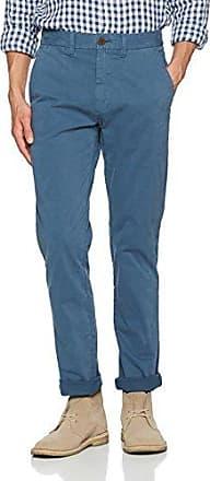 Slim Stretch, Pantalones para Hombre, Marrón (Light ELM Brn), 36W x 32L (Tamaño Fabricante: 46R) Fat Face