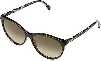 Fendi FF 0203/S EU 8MV, Occhiali da Sole Donna, Marrone (Hvn Multicolor/Grey Sf), 50