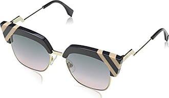FENDI Fendi Damen Sonnenbrille » FF 0241/S«, grau, KB7/JP - grau/ rosa