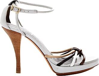 Leder sandalen - aus zweiter Hand Fendi 9U4qPZ6v