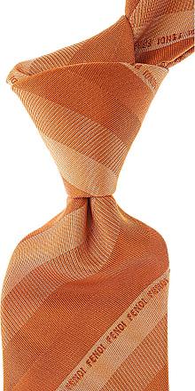 Ties On Sale, Stone, Silk, 2017, one size Fendi