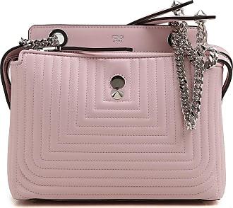 Shoulder Bag for Women On Sale, Pink, Leather, 2017, one size Fendi