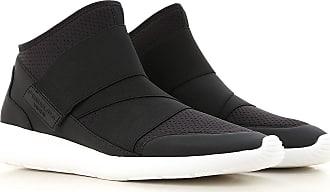 Slip on Sneakers for Men On Sale, Black, Neoprene, 2017, 10 7 8 9 Fessura