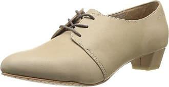 Marissa 202986046 - Zapatos de cordones para mujer, color naranja, talla 39 Feud London