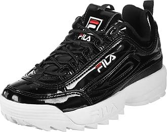 Chaussures Basses De L'espadrille W Lo Gris Gris Fila Perturbateurs evC3XL