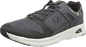 Firebolt Low, Sneakers Basses Homme - Gris - Grau (Castlerock), Taille 43Fila