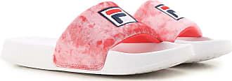 Sandals for Women On Sale, Light Pink, PVC, 2017, ITA 40 - USA 9.5 - UK 7 Fila