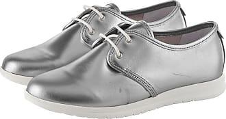 Chaussures À Lacets Argent Filipe 9PyQ8