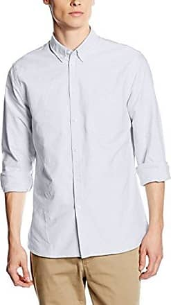 Pierre Twill Shirt, Chemise Business Homme, Blanc (White), 17 (Taille Fabricant: X-Large)Filippa K