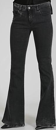 31cm Stretch Denim Boot Cut Jeans Größe 27 Filles A Papa