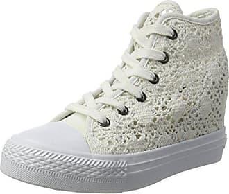 Damen FEPO066 Sneaker, Weiß (Bianco), 39 EU Fiorucci