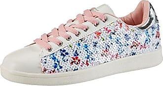 Damen FEPB008 Sneaker, Weiß (Bianco), 39 EU Fiorucci