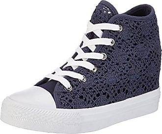 Damen FEAD017 Hohe Sneaker Fiorucci opYsYh5jf