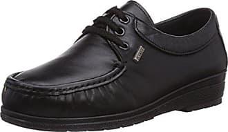 Dames Fischer Confortable-chaussures - Mocassins Para Mujer, Couleur Noire 222, Talla 39