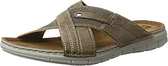 Andreas, Mules Homme, Marron (Mocca 714), 44 EUFischer