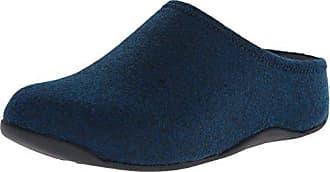 Mens Shuvtm-Felt, Mules homme - Bleu (Navy), 45 EUFitFlop