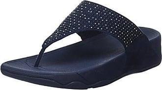 FitFlop Iqushion Womens Fuß Post Sandalen 8 UK/42 EU Bronze S0Zh2hW5