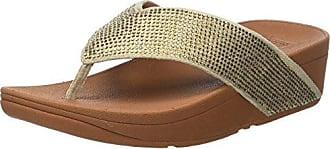 Ritzy Slide Sandals, Sandalias para Mujer, Rosa (Dusky Pink 535), 38 EU FitFlop