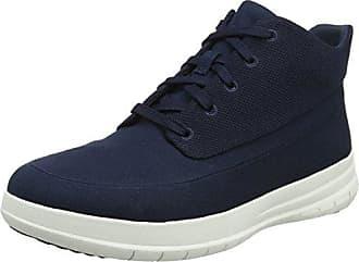 Loaff Suede Clogs, Zapatillas de Estar por Casa para Mujer, Azul (Supernavy 097), 36 EU FitFlop