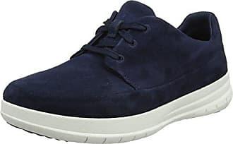 Sporty-Pop Sneaker in Canvas, Zapatillas Para Hombre, Gris (Charcoal), 41 EU FitFlop