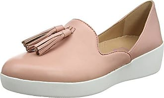 Damen Tassel Superskate DOrsay Loafers Slipper, Pink (Dusky Pink 535), 41 EU FitFlop