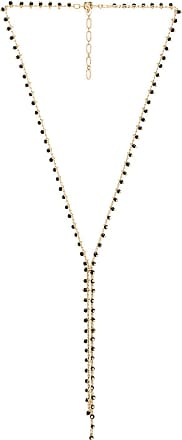 Afin Atelier Bonnie Necklace in Metallics EdL3Nv