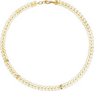 Five and Two x REVOLVE Muse Choker Necklace in Metallic Gold pyci6gMtJC