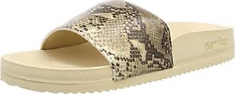 Poolhi Sequins, Sandales Plateforme Femme, Ecru (Sombrero 8580), 38 EUFlip*Flop