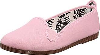 Flossy Costa, Zapatos de Cordones Oxford para Mujer, Rosa (Baby Pink 000-By Pnk), 39 EU
