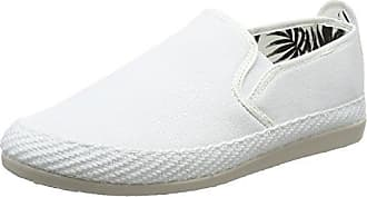Mijas, Espadrilles Femme - Blanc (White 101) - 39 EU (Taille Fabricant : 5.5 UK)Flossy