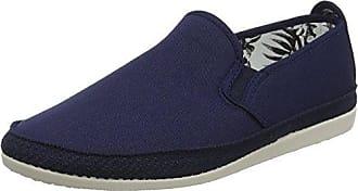 Sneaker, Sneakers Basses Femme, Noir (Nero/Piombo), 38 EUStokton
