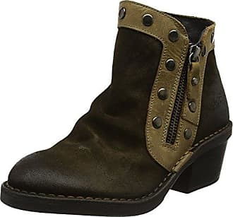 Fly London Duke941fly, Botas de Vaquero para Mujer, Marrón (Brick/Brick), 38 EU