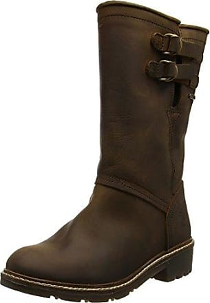 Fly London Pail763fly, Bottes Femme, Marron (Camel), 39 EU
