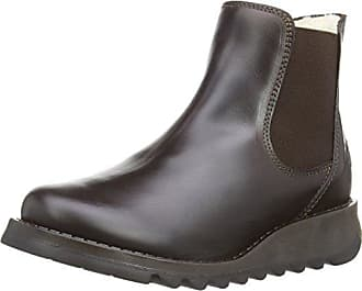 Fly London Alls076fly, Bottes Chelsea Femme, Marron (DK. Brown/Chocolate), 37 EU(4UK)