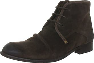 Fly London Hobi813fly, Botines para Hombre, Marrón (Coffee 001), 44 EU