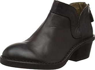 Dias892Fly, Zapatos de Tacón para Mujer, Negro (Black/Black 011), 42 EU FLY London