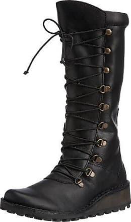 Yust- Boots femme - Marron (Expresso 019)- 39 EUFLY London OSfPuMcOVy