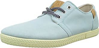 FLY London Damen Stot267fly Sneaker, Blau (Light Blue), 38 EU