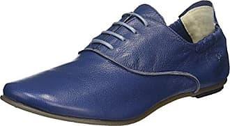 Stot267fly, Baskets Femme, Bleu (Blue), 37 EUFLY London
